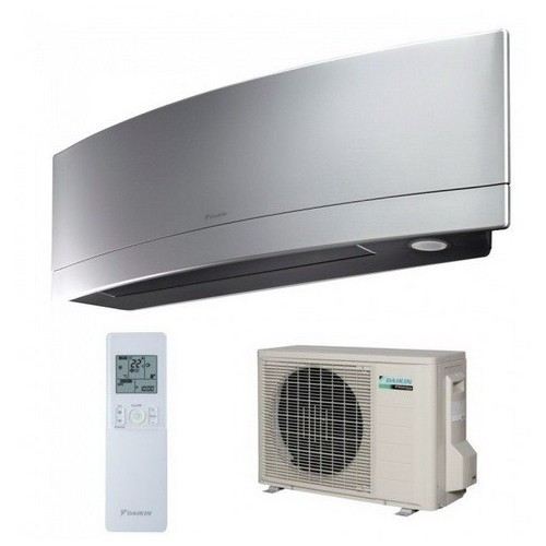 Aer Conditionat DAIKIN EMURA FTXJ25MS-RXJ25M 9000 BTU Inverter ARGINTIU