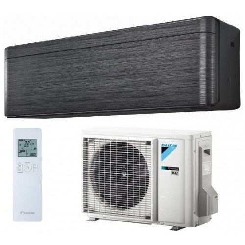 Aparat de aer conditionat Daikin Stylish Bluevolution FTXA20BT-RXA20A Inverter 7000 BTU Negru,A +++