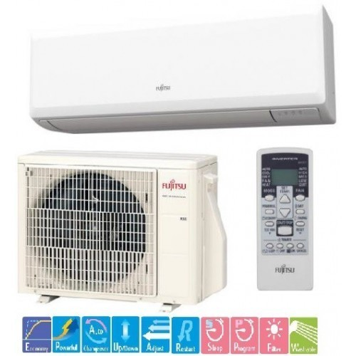 AER CONDITIONAT FUJITSU ASYG 12 KPCA INVERTER 12000 BTU