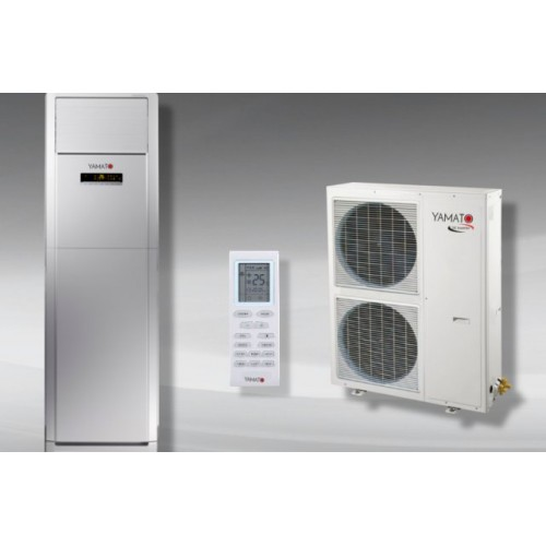 Aer conditionat Yamato YCL48IG inverter tip coloana 48000 BTU