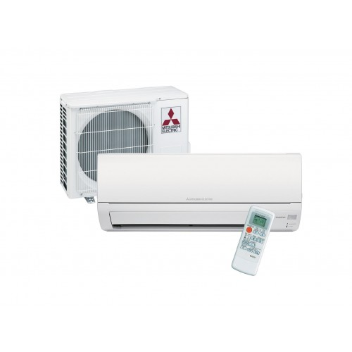 Aparat de aer conditionat Mitsubishi Electric MSZ-HJ25+MUZ-HJ25VA Inverter, 9000 BTU