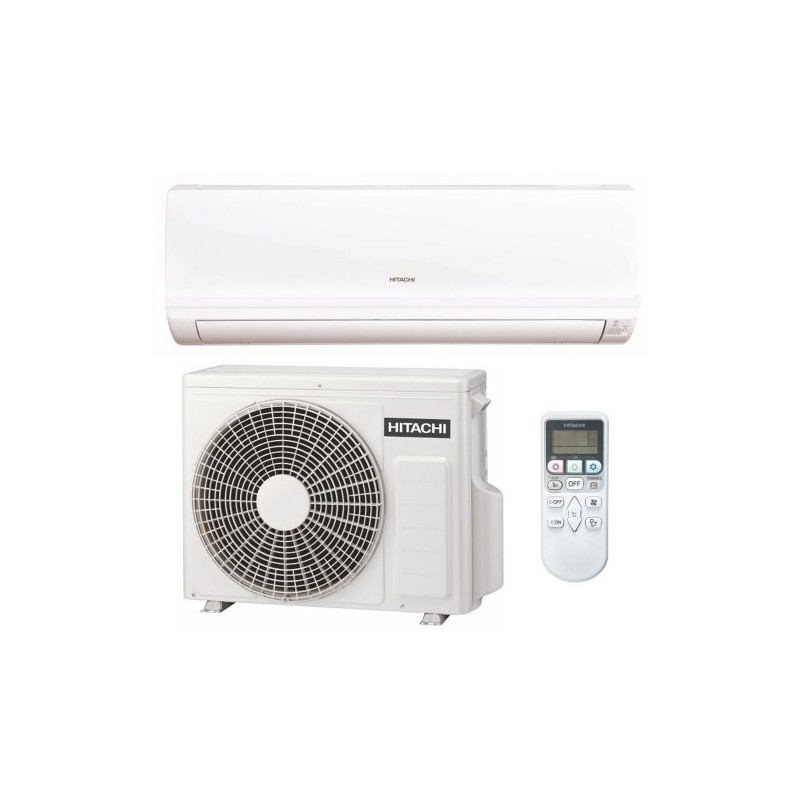 Aparat aer conditionat Hitachi Eco Comfort RAK-35WEC/RAC-35PEC Inverter 12000 BTU