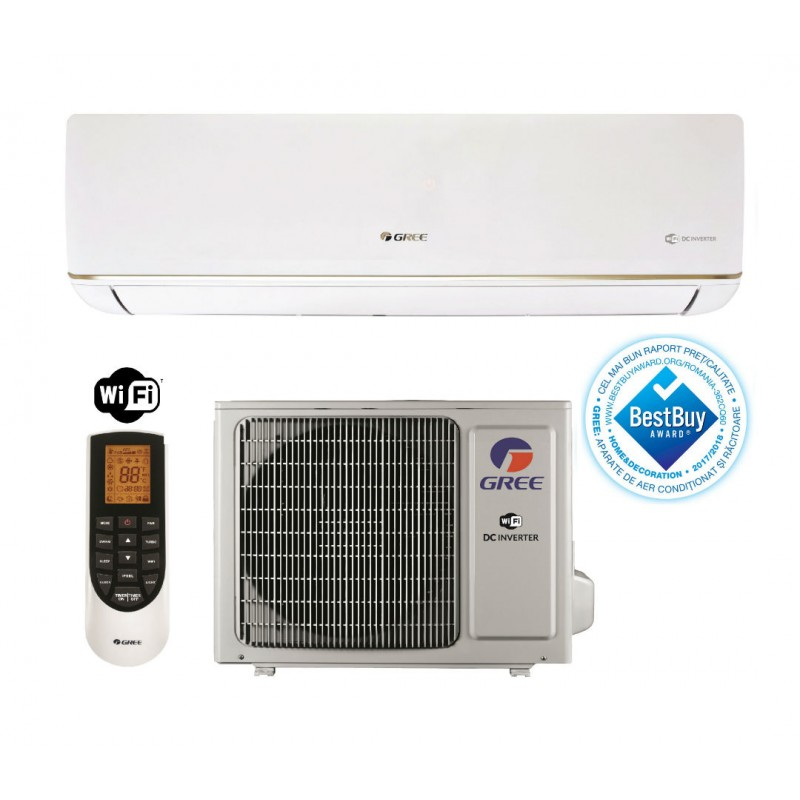 Aer Conditionat GREE BORA GWH18AAD-K3DNA5E 18000 BTU Inverter