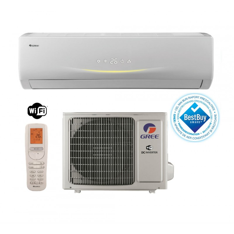 AER CONDITIONAT GREE VIOLA GWH18RA-K3DNA3H 18000 BTU INVERTER