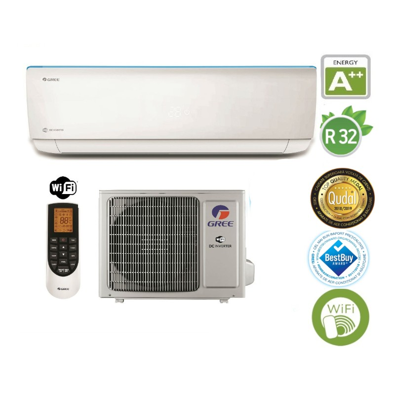 AER CONDITIONAT GREE GWH18MC 18000 BTU INVERTER