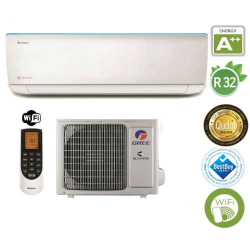 Aer Conditionat GREE BORA GWH24AAD-K6DNA4A 24000 BTU Inverter