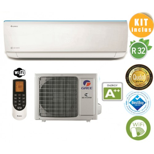 AER CONDITIONAT GREE GWH09QB-K3DNB8C 9000 BTU INVERTER